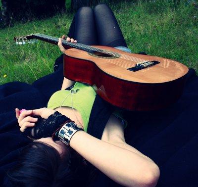 La musique .. Un art de vivre :)