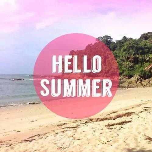It's summer !!! *-*