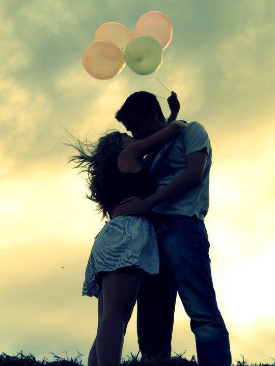 Nous serons ensemble un jour ou l'autre.