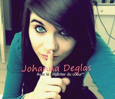 JOHANNA.L DEGLAS         7TEEN        ALONE         HARRY&KATHLEEN