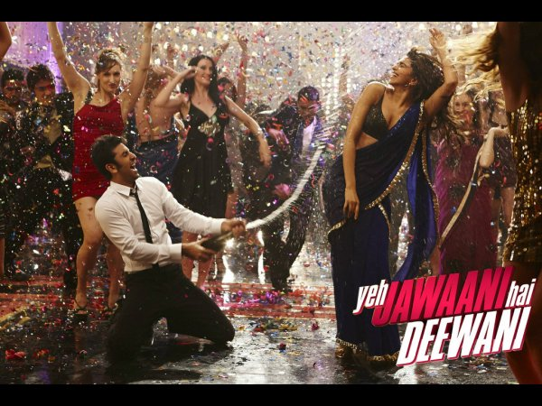 Yeh Jawaani Hai Deewani part 1 songs