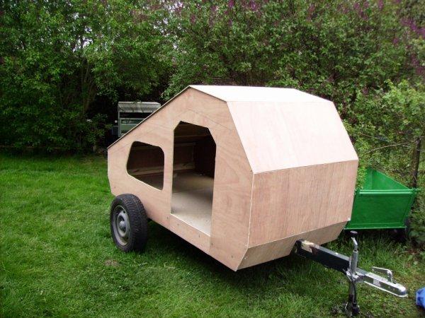 mini caravane pour ma mini restauration de ma mini. Black Bedroom Furniture Sets. Home Design Ideas