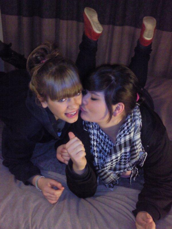 Ma Petite Zine & Ma Shab Melissa <3