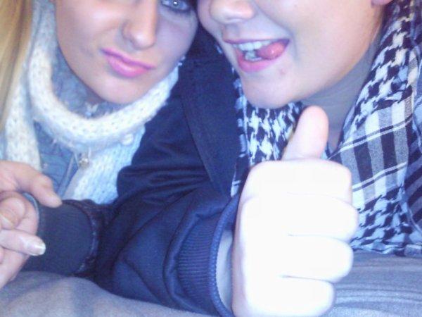 Moi & Melissa <3