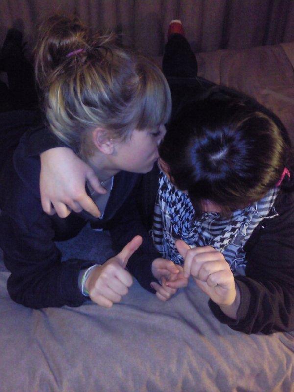 Sheriya & Melissa