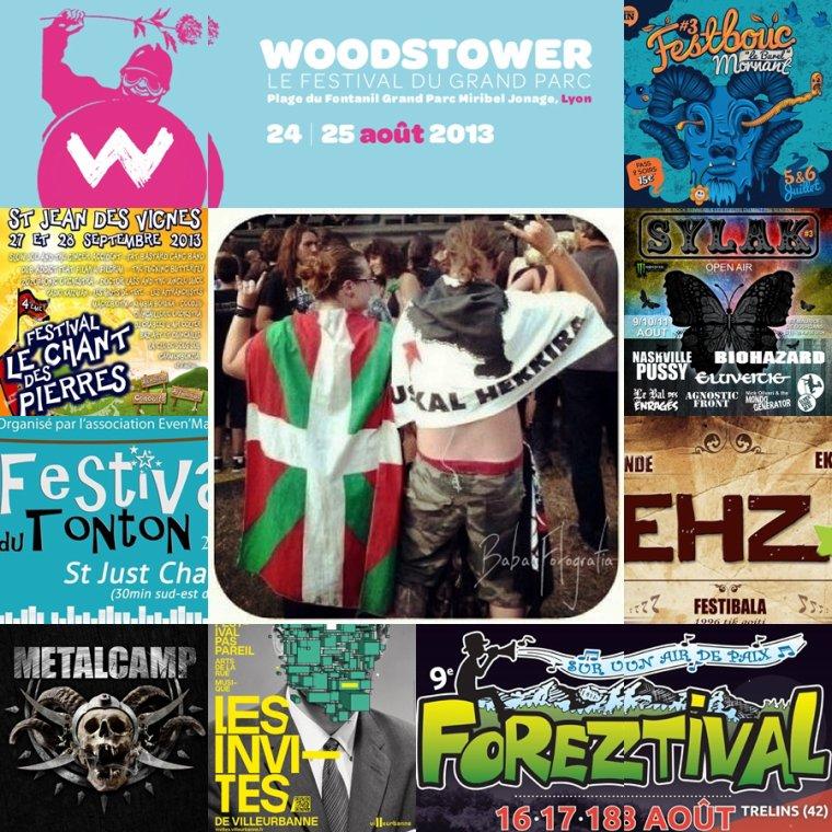 Festivals Tour