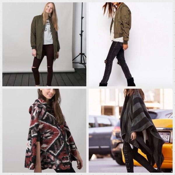 6 Manteau tendance du moment