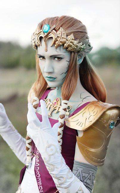 Zelda costplay