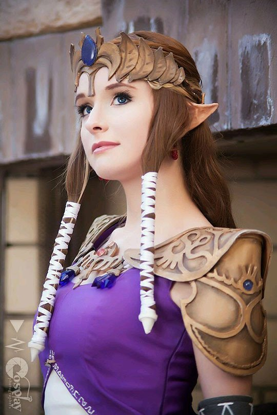 Zelda costplay
