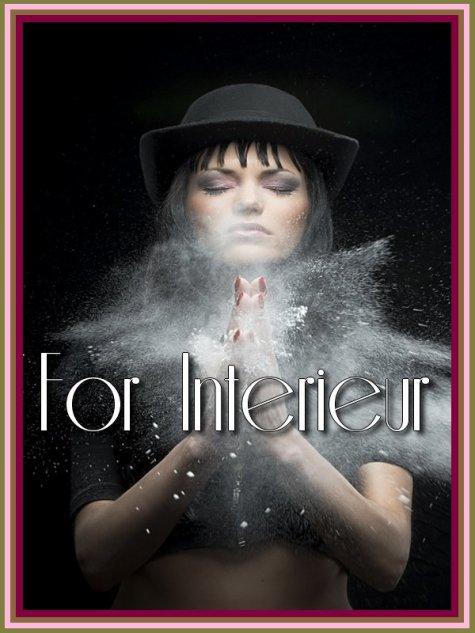 For Interieur est le blog qui regroupe tous les blogs que j'ai pu créer juste pour garder une trace de nos souvenirs ...et continuer d'en créer...