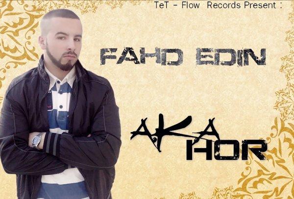 Fahd Edin-aka HoRR (New-Tet Flow Records)