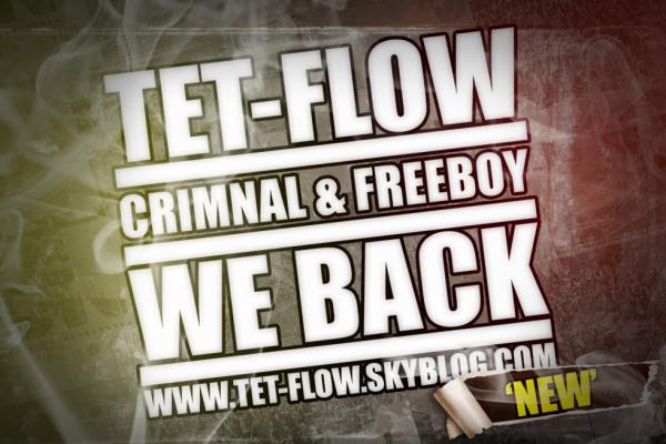 "New Shit Tet-FloW   ""We BàCk"""