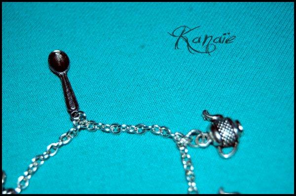 Bracelet Tea Time