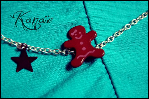 Collier Pain d'Epice