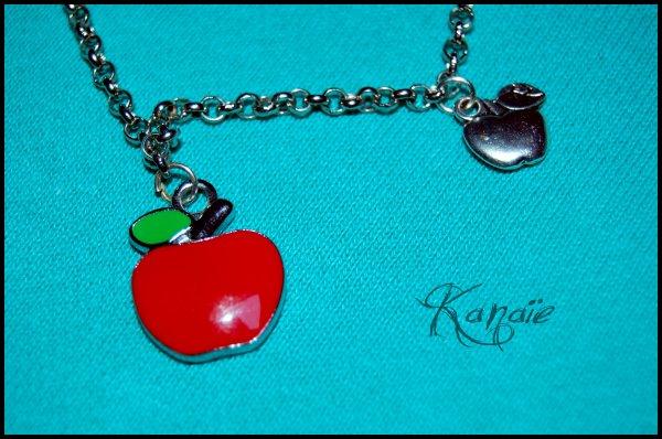 Bracelet Pomme