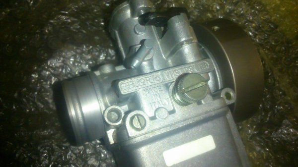 Modification carburateur VHST