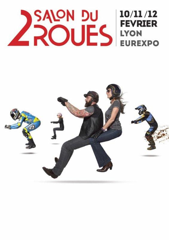 Salon du deux roues Lyon 2017