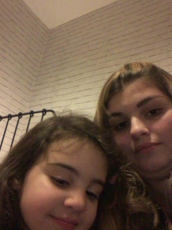 petite ma cousine  et  toi