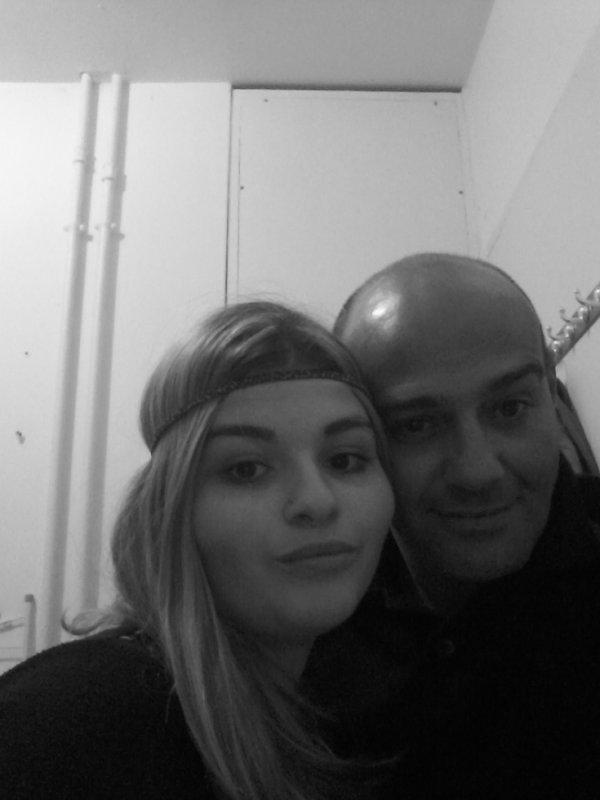 mon  papa et  toi