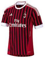 Les noveaux maillot du Milan !!