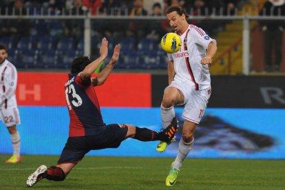 Genoa 0-2 Milan AC !