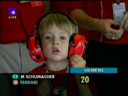 MICK SCHUMACHER