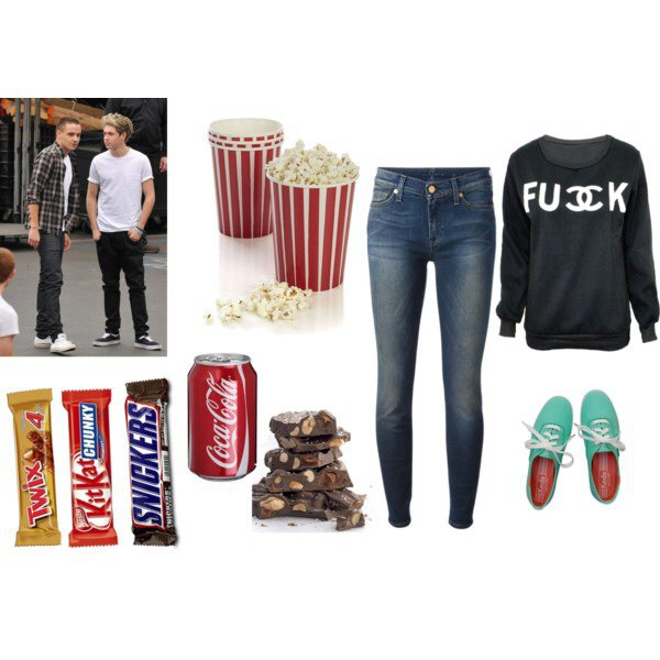 Article spécial n°13 : At the cinéma with Niall & Liam