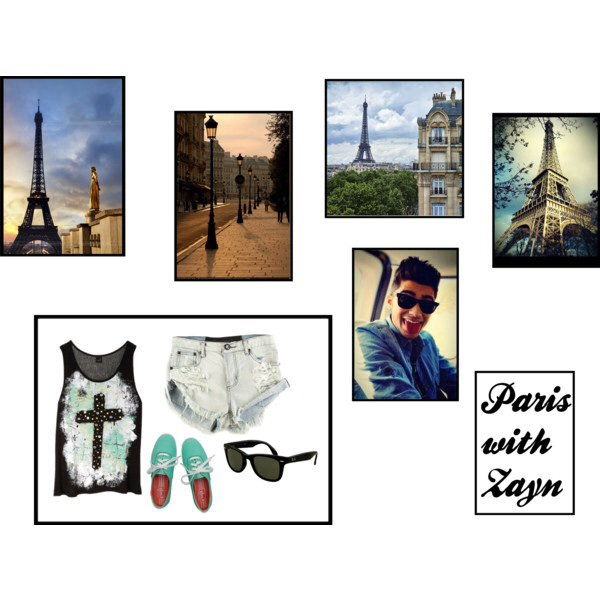 Article spécial n°16 : Paris with Zayn