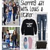 Article spécial n°17 : Shopping Day with Louis & Eleanor