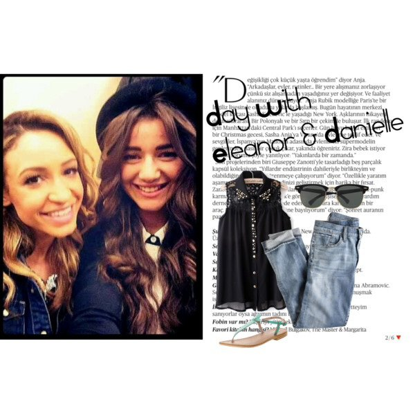 Article spécial n°25 : Day with Eleanor & Danielle
