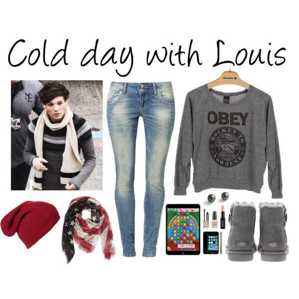 Article spécial n°26 : Cold Day with Louis