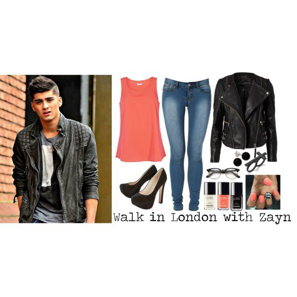 Article spécial n°30 : Walk in London with Zayn