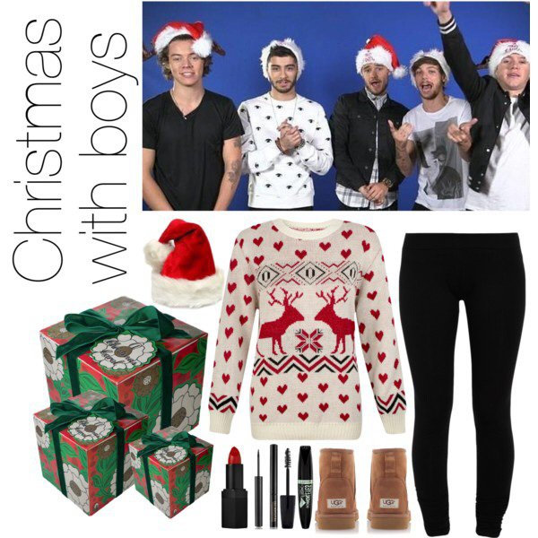 Article spécial n°33 : Christmas with boys