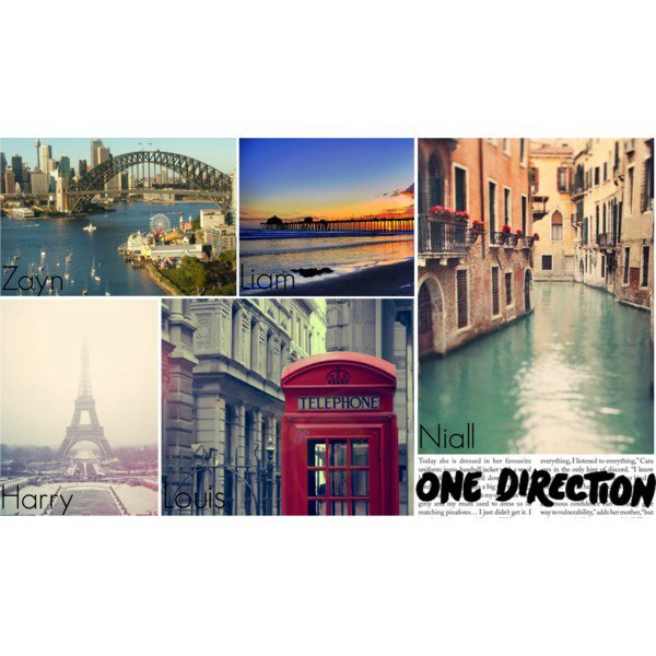 Article spécial n°37 : One Direction, Romantic trip