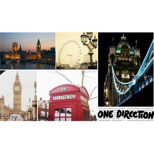Article spécial n°38 : One Direction, London