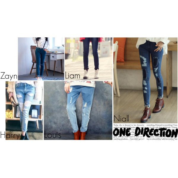 Article spécial n°42 : One Direction, Jeans (2)