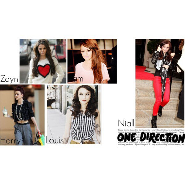 Article spécial n°47 : One Direction, Day Out With Boys (Cher Lloyd)