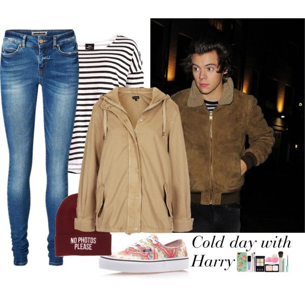 Article n°73 : Cold day with Harry