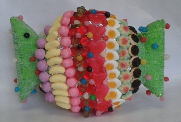 composition de bonbon un bonbon en bonbon
