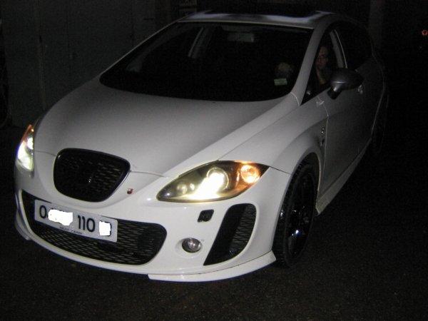 moi  et ma nouvelle voiture