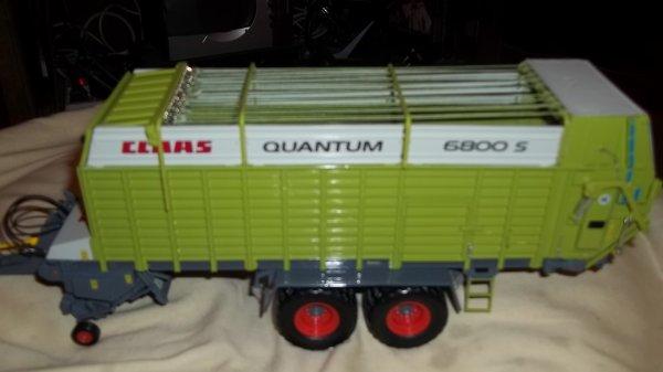 class cargos 6800 S