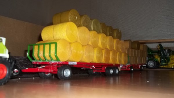 retour transport de foin