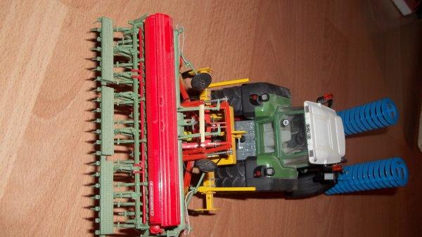 le matériel pour les semis