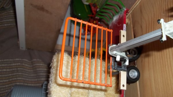 fabrication d'un pique bottes rectangulaires