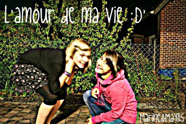 Marine & Maylis :$!