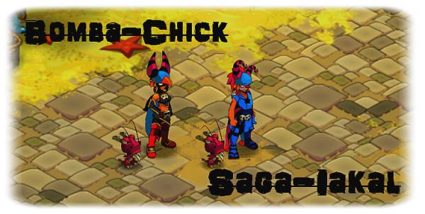 Bomba-Chick & Saga-Iakal