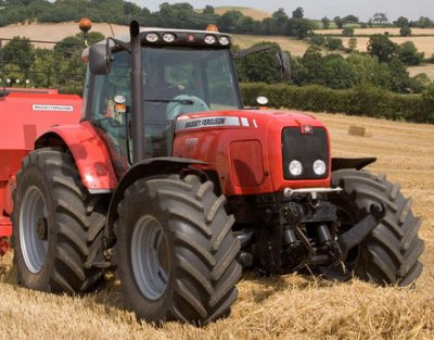 super serie de tracteur MF