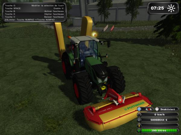 fauchage sur farming