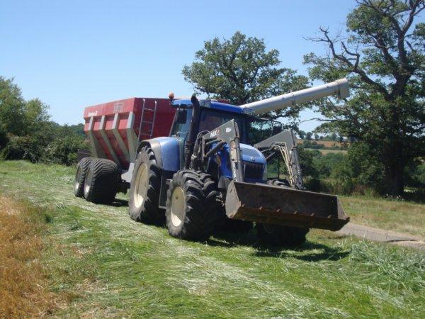 moisson blé 2012