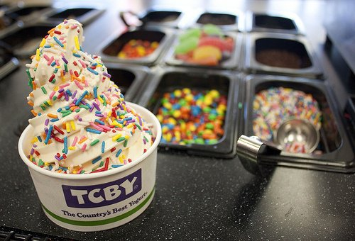 Glace TCBY
